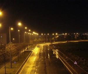 Şanlıurfa'ya 2,5 milyon liralık aydınlatma yatırımı