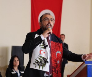 AK Parti Çorlu İlçe Başkanı Atalay: