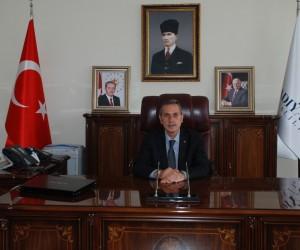Vali Kalkancı'dan 14 Mart Tıp Bayramı mesajı