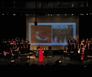 BEÜ'den İstiklal Marşı'nın kabulünün 97. Yıl dönümünde unutulmaz konser