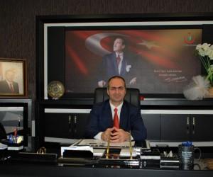 Gaziantep İl Sağlık Müdürü Turgut'tan Tıp Bayramı Mesajı
