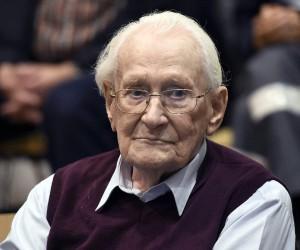 Nazi Subayı 96 yaşında öldü