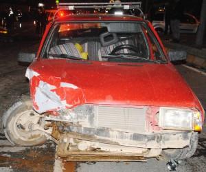 Aydın'da Şubat ayında 385 trafik kazası meydana geldi