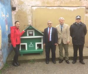 Darıca Belediyesi'nden sokak hayvanları için özel ekip