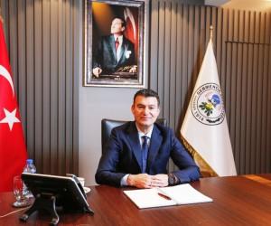 Başkan Akın'ın 14 Mart Tıp Bayramı mesajı