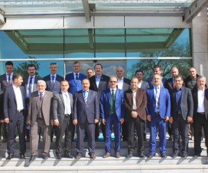 Memur-Sen Genel Başkanı Yalçın'dan Van İl Milli Eğitim'e ziyaret