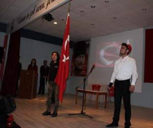 İstiklal Marşının Kabulü ve Mehmet Akif Ersoy'u anma programı