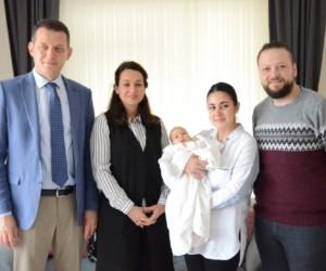 Safranbolu'da 'Hoş Geldin Bebek' projesi devam ediyor