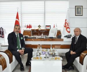 """TOBB Başkan Danışmanı Arzu: """"Elazığ TSO projeleri ile bölgeye de hizmet götürmüştür"""""""