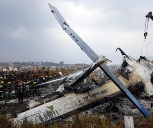 Nepal'deki uçak kazasında ölü sayısı 51'e yükseldi