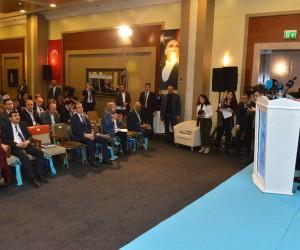 Kocamaz, 'Sürdürülebilir Turizm ve Yerel Kalkınma Forumu'na katıldı