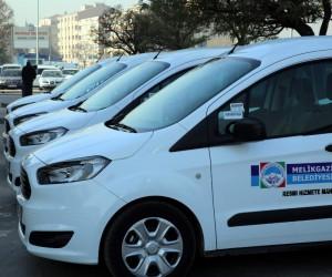 Melikgazi Belediyesi 15 kamyonet satın alacak