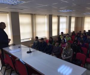 Çamlıca Okulları öğrencileri Fen Liselerini tanıdı
