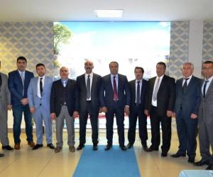 İş adamı Fesih Çakır, ETSO Başkanlığına adaylığını açıkladı