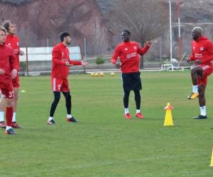 Sivasspor'da, Bursaspor maçı hazırlıkları