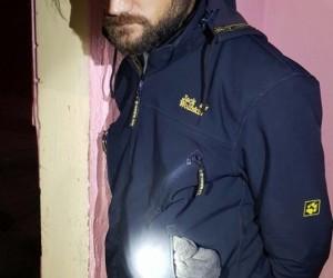 İki defa firar etti, metruk binada saklanırken yakalandı