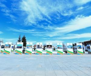 Kudüs ve Mescid-Aksa fotoğrafları öğrencilerin beğenisine sunuldu