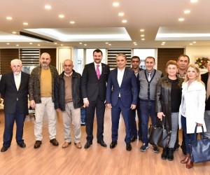 Başkan Uysal, 'Talih kuşu güler yüzlü şehirleri seviyor'