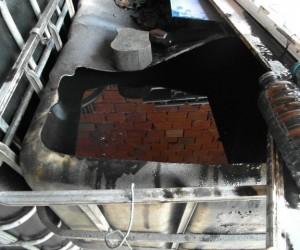 Denizli'de 5 bin 400 litre karışımlı akaryakıt ele geçirildi