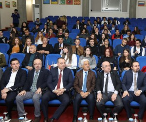 """ERÜ Turizm Fakültesi'nde """"5. İstihdam ve Kariyer Günleri"""" Başladı"""