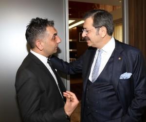 Hisarcıklıoğlu'ndan OSB'ye G. Manisaspor çağrısı
