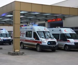 Trabzon Havalimanı'na acil iniş yapan uçaktaki hasta Kanuni Eğitim ve Araştırma Hastanesi'ne kaldırıldı