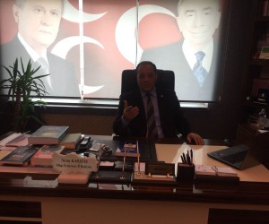 """Başkan Karataş: """"14 Mart, Türkiye'de modern tıp eğitiminin başladığı gündür"""""""
