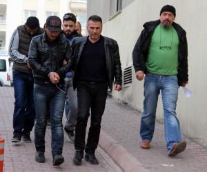 Terör örgütü DEAŞ üyesi 3 kişi adliyeye sevk edildi