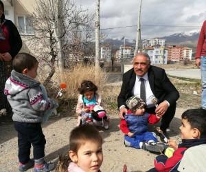 Niğde Belediye Başkanı Özkan halkla içiçe