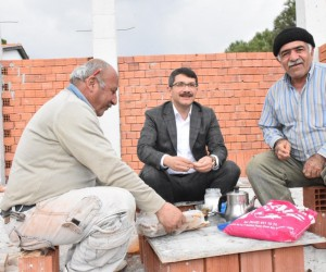 Şehzadeler'in 65 mahallesine eşit hizmet