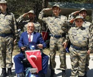 Bozüyük'te temsili askerlik başvuruları başladı