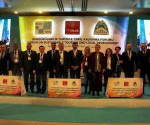 Uclg-Mewa sürdürülebilir turizm forumu sona erdi
