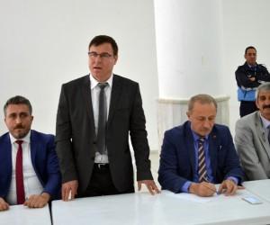 Didim Belediyesi, Cumhuriyet Caddesi esnafını dinledi