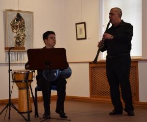 Müze'de Müzik'te 'Enstrümantal' Türk müziği dinletisi
