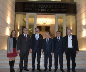 Hisarcıklıoğlu, İTO'yu ziyaret etti