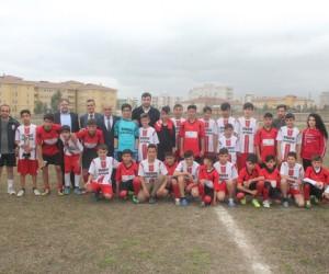Şırnak'ta düzenlenen futbol turnuvası sona erdi