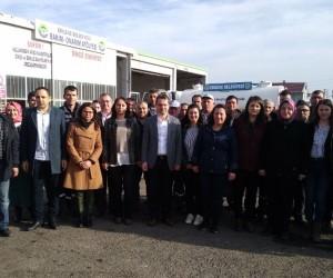 Ergene Belediyesi'nde taşeron işçilerin kadro sınavı yapıldı