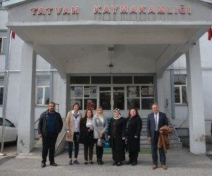Gönül Elçilerinden Tatvan ziyareti