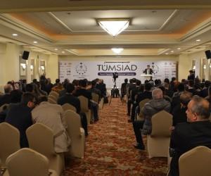 Arabuluculuğun önemli ismi Trabzon'da konferansa katıldı