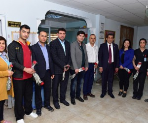 Başkan Atilla, 14 Mart Tıp Bayramı'nda sağlıkçıları unutmadı