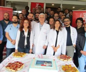 Uşak'ta doktorlar 14 Mart Tıp Bayramı yemeğinde buluştu