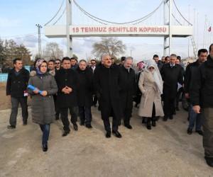 Vali Zorluoğlu, Tuşba Belediyesinin mega projelerini inceledi