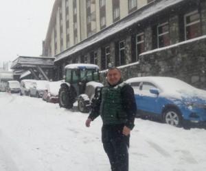 Uludağ'a mart karı