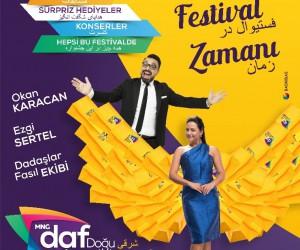 Erzurum MNG'den, Şehrin Çekimini Yükseltecek Büyük Organizasyon: Doğu Anadolu Alışveriş Festivali