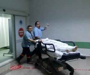 Samsun'da eski nişanlısına kurşun yağdırdı