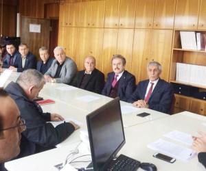 Tavşanlı'da Türk Silahlı Kuvvetleri Fahri Tanıtım Kurulları Toplantısı
