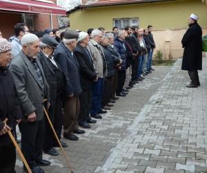 Çorum'daki kazada hayatını kaybeden şoför Ahmet Civlez son yolculuğuna uğurlandı