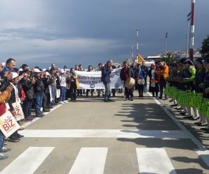 Şanlıurfa'dan Trabzon'a dostluk köprüsü kurmak için geldiler