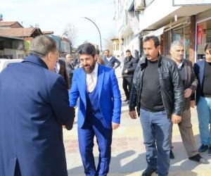Gürkan'dan CULHA'ya 'hayırlı olsun' ziyareti