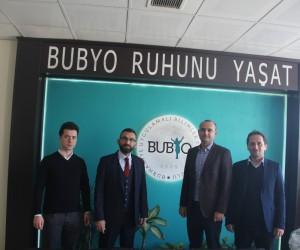 Burhaniye'de BUBYO öğrencilerine istihdam kolaylığı